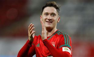 Миранчук забил первый гол России на Евро-2020