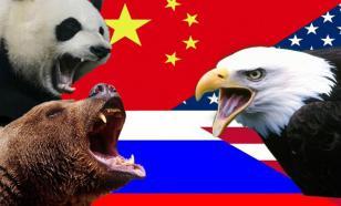 Холодная война США с Россией и Китаем уже началась, считают рядовые европейцы