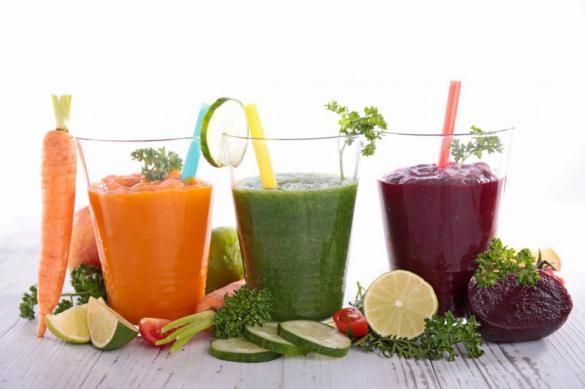 Сокотерапия: Как лечиться соками?