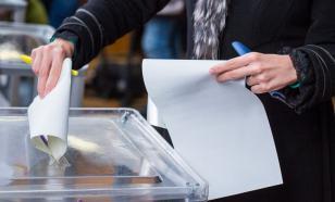 Выборы: А как у них?
