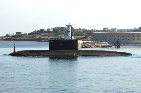 Две субмарины Черноморского флота провели