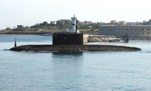 """Две субмарины Черноморского флота провели """"подводную дуэль"""""""