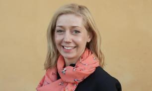 """Шведская журналистка считает, что русские мужчины """"ослабели"""""""