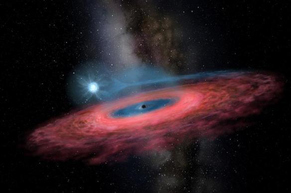 Астероид и черная дыра привлекли внимание землян