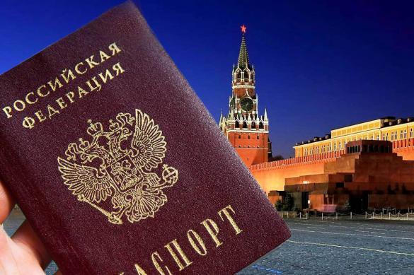 Иностранцы массово получают российское гражданство