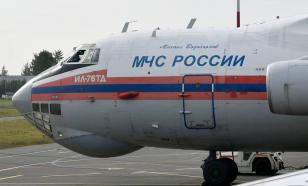 Четыре самолёта с гумпомощью от России вылетели в Бейрут