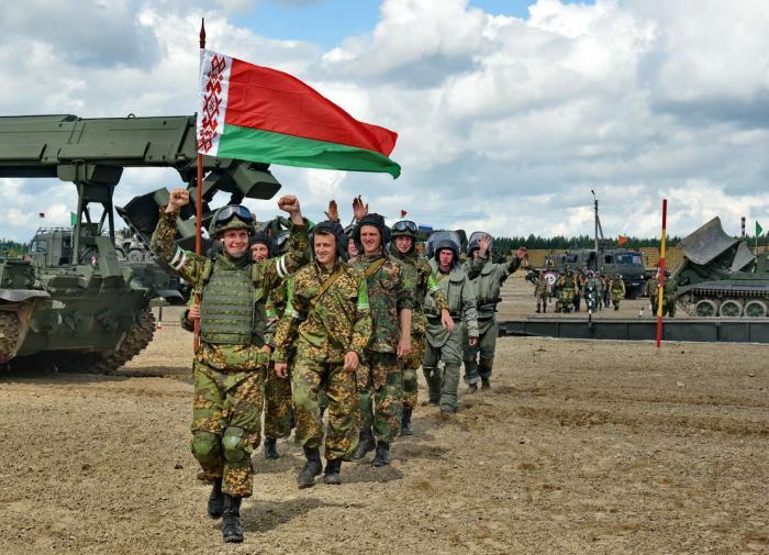 Минобороны РБ: численность НАТО у границ выросла в 17 раз