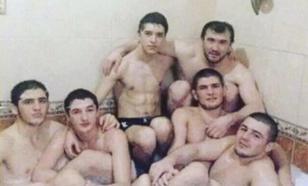 Боец Махачев рассказал о фото с Нурмагомедовым в ванной