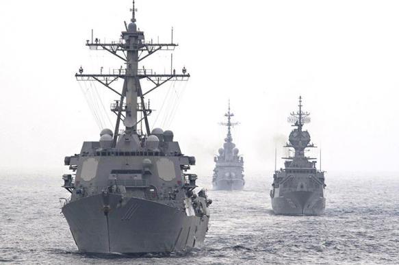 Россия и Венесуэла заключили договор о заходе военных кораблей в порты