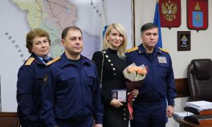 Жительницу Астрахани наградили за раскрытие банды педофилов