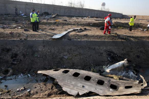 В Иране оценили компенсации за авиакатастрофу в 150 млн долларов
