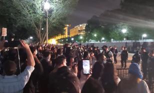 В Нью-Йорке полицейские напали на журналистов АР