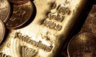 Россия получает больше от продажи золота, чем от экспорта газа
