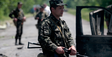 Татьяна Дворядкина: Донецк окружен со всех сторон