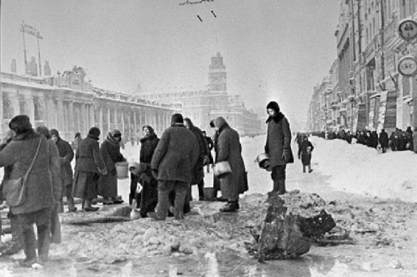 В Германии отказались признавать участников блокады Ленинграда героями