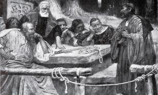 Тайные судилища — изобретение Запада