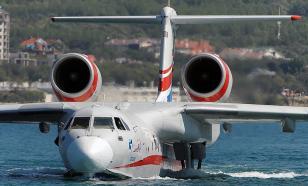 В Греции срочно хотят еще один Бе-200. Другие самолеты не выдерживают жары