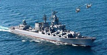 НАТО продолжает наращивать группировку кораблей в Черном море