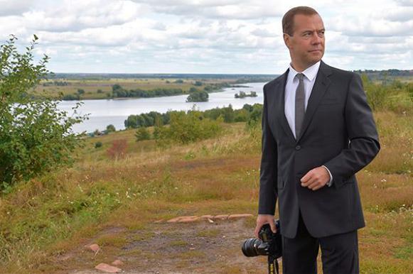 Дмитрию Медведеву исполнилось 50 лет