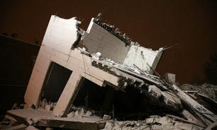 В центре Киева из-за несанкционированного ремонта обвалился дом, являющийся памятником истории