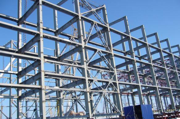 Застройщики переходят на технологию стального каркаса