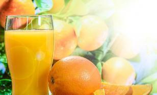 Апельсиновый сок поможет справиться с ожирением