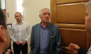 Глава Мосгоризбиркома подал в отставку