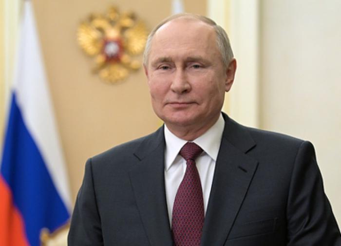Путин заявил о завершении укладки труб первой нитки Северного потока-2