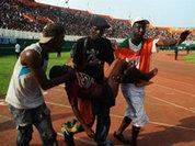 15 человек стали жертвами давки после футбольного матча в Конго