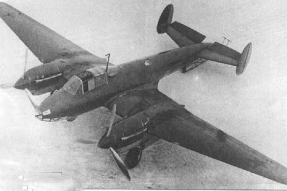 Со дна Черного моря подняли самолет Пе-2 времен войны