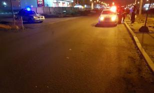 В Петербурге произошло ДТП со смертью одного из пешеходов