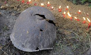 Защитников Великой Отечественной войны захоронили под Волгоградом