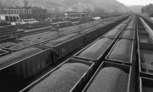 Донбасс отправляет свой уголь в Россию
