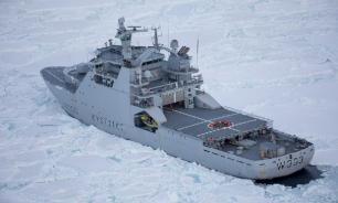 В Арктику отправятся вооруженные ледоколы