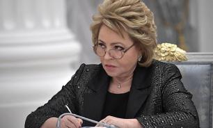 """Матвиенко решила наказать Новака за волокиту с """"умными счетчиками"""""""