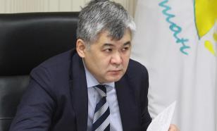 """Казахстанский президент уволил главу минздрава с диагнозом """"COVID-19"""""""