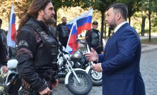 """Лидер """"Ночных волков"""" получил паспорт ДНР"""