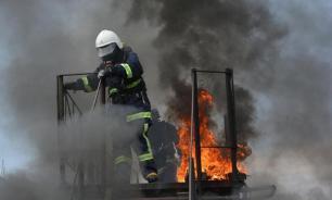 Пожар в одесском колледже унёс жизни как минимум четверых