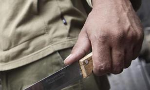 Желая завладеть телефоном, москвич напал с ножом на женщину