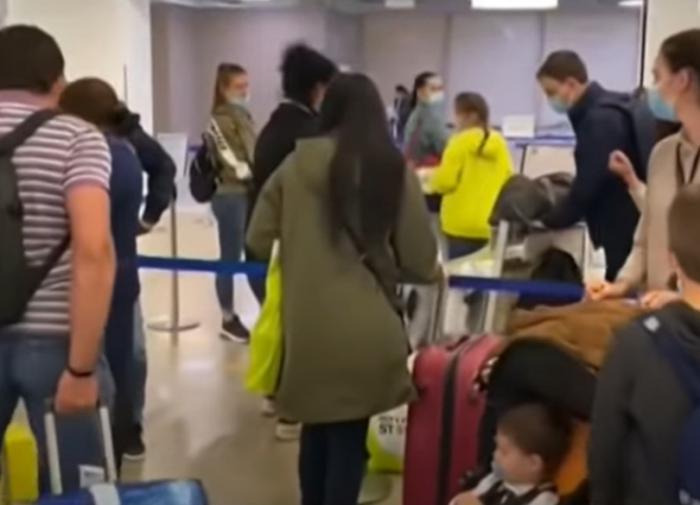 Отдохнувших за границей москвичей оштрафовали на 15 млн рублей