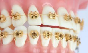 Чтобы зубы были модными