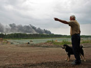 Экологичный миллиард сгорел ядовитым огнем