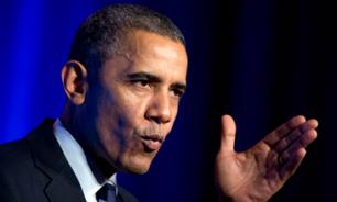 Обама: Для противодействия кризису нужно принять бюджет