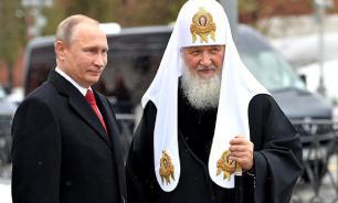 """Закроет ли Путин """"проект """"Патриарх Кирилл""""?"""