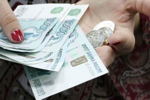 """""""Субъективная граница"""" бедности россиян оказалась выше официальной"""