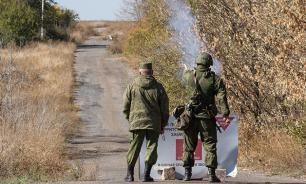 Украина проигнорировала белую сигнальную ракету ДНР в Петровском