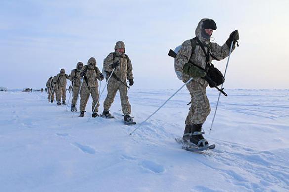 Россия сформировала в Арктике еще одну дивизию ПВО