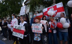 """Кто """"наполняет"""" белорусские протесты"""