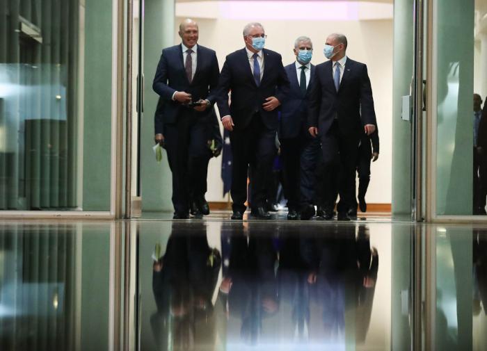 """Австралия возвращается в """"антикитайский блок"""""""