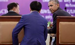 Обама встретился с лидером Филиппин на саммите АСЕАН